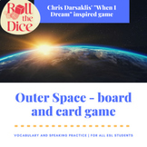 Speaking and Vocabulary Game - Outer Space!