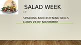Speaking and pronunciation activities in Spanish