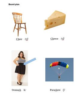 Speaking phonics  lesson plan