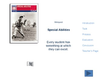 Special Abilities