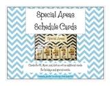Special Areas Calendar