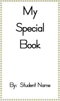 Special Book (pre-primer words)