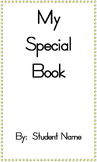 Special Book (pre-primer words)