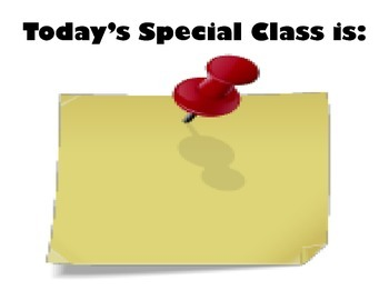 Special Class Poster