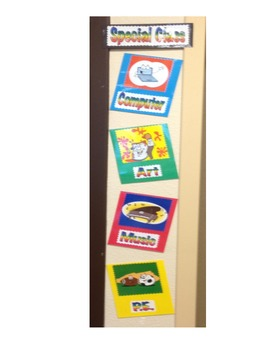 Special Class Signs