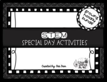 Special Day STEM *Growing Bundle*