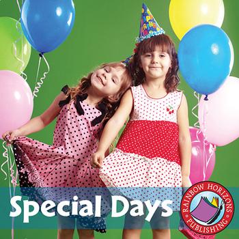 Special Days Gr. 1