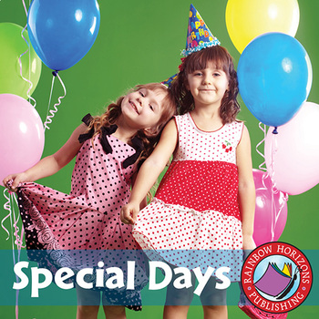 Special Days Gr. 1