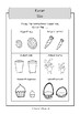 Special Days/Holiday Themed Activity Book - Easter (Lower Primary)