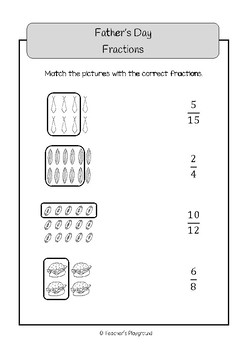 Special Days/Holiday Themed Activity Book - Father's Day (Lower Primary)