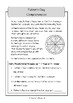 Special Days/Holiday Themed Activity Book - Father's Day (Middle Primary)