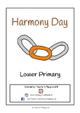 Special Days/Holiday Themed Activity Book - Harmony Day (Lower Primary)