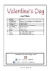 Special Days/Holiday Themed Activity Book - Valentine's Day (Lower Primary)