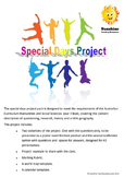 Special Days Project