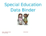 Special ED Data Binder PACK