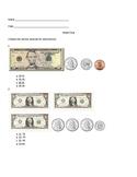 Special Education Math Final (Money, Algebra, Geometry)