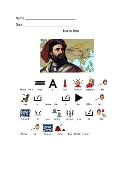Special Ed: Explorers: Marco Polo