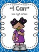 "Special Ed. ""I Can"" Statement Posters 3!!"
