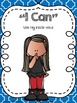 """Special Ed. """"I Can"""" Statement Posters 4!!"""