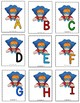 Special Ed. / Kindergarten Alphabet Recognition and Match