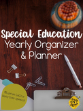 Special Ed Organizing Planner