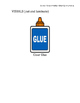 Special Ed Science! Glitter Calming Sensory Bottles