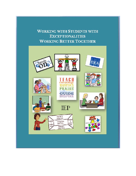 Special Ed: WORKING WITH STUDENTS WITH EXCEPTIONALITIES-WO