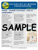 Special Edition: Biweekly news summaries for French studen