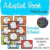 Special Education Adapted Book MEGA Bundle
