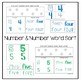 Special Education Adapted Workbook: Numbers