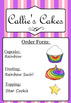 Special Education Cupcake Assembly Work Box Task Vocational Job Skills