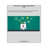 Special Education Assessment Portfolio