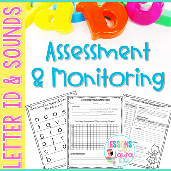 Special Education:  Letter ID & Sounds