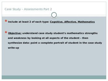 Special Education Assessments Powerpoint
