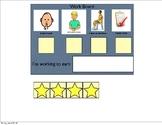 Special Education Behavior Board