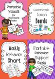 Special Education Behavior Support Bundle