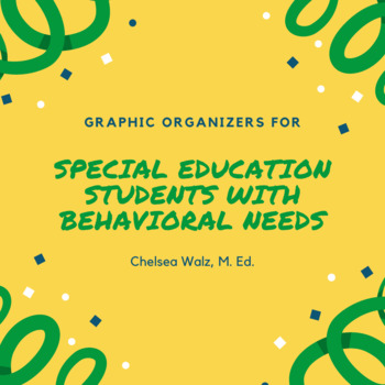 Special Education: Behavior Tracking and Documentation Forms