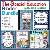 Special Education Binder: The Bundle