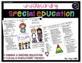 Special Education Brochure [A Parent & Teacher Guide]