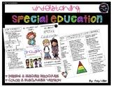 Special Education Brochure [A Parent & Teacher Guide]