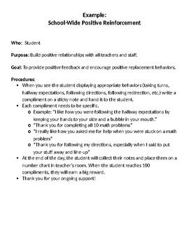 Special Education- Building Relationships between Teacher & Student