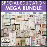 Special Education Classroom Bundle, Interactive Activities