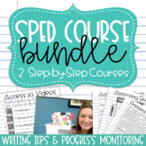 Special Education Bundle: How to Write IEP Goals and Progr