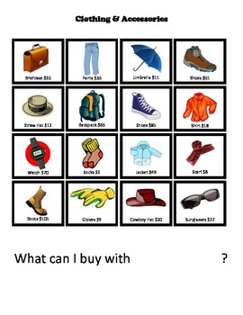 Special Education: Can I Buy This? Using Money Life Skills {Autism}