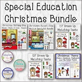 Special Education Christmas Bundle