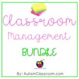 Special Education Classroom Organization Bundle