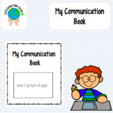 Special Education Communication Book