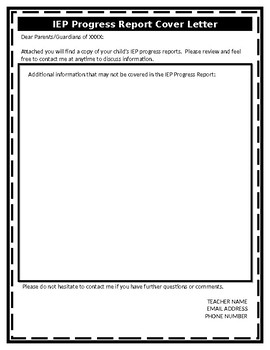 Special Education Communication and Checklists
