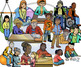 Special Education & Counseling Disabilities and Accommodations Clip-Art! 32 pc!