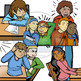 Special Education & Counseling Student Challenges Clip-Art